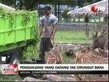 Kebun Binatang Mini Universitas Sumatera Utara Jadi Sasaran Wisata