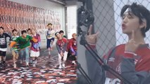 [Pops in Seoul] Stray Kids(스트레이키즈)'s 'My Pace' MV Shooting Sketch