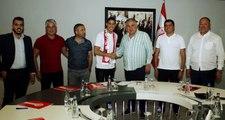 Antalyaspor Abdelaziz Barrada İle 2 Yıllık Sözleşme İmzaladı