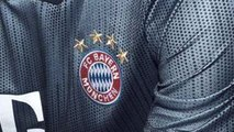 Le maillot Ligue des champions du Bayern Munich