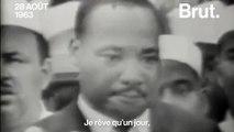 """""""I have a dream"""" : il y a 55 ans, ce discours a marqué le monde"""