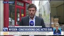 Affaire Nyssen : opération de police en cours chez Actes Sud pour des constatations