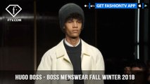 BOSS Menswear Fall Winter 2018 Runway Show at New York Fashion Week Mens | FashionTV | FTV