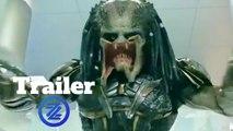 "The Predator Trailer - ""Insane"" (2018) Action Movie HD"