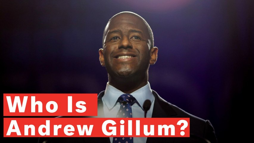 Who Is Andrew Gillum? Sanders-backed Progressive to Face Off With Trump Favorite