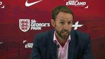 Gareth Southgate names England squad for UEFA Nations League