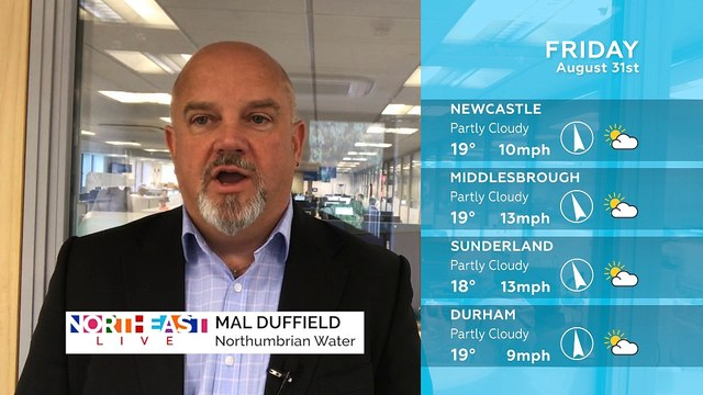 WEATHER: August 31st 2018