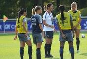 Equipe de France Féminine : coup d'envoi d'une saison de Coupe du Monde I FFF 2018