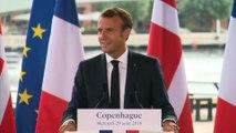 Discours du Président de la République, Emmanuel Macron lors de la réception de retour en l'honneur de S.M. Magrethe II, Reine de Danemark, ainsi que pour la communauté française.