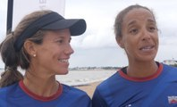 Beach Tennis : Garnier/Vadel championnes de France !
