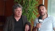 Alex Hugo  : Samuel Le Bihan et Lionnel Astier nous parlent de la saison 2018