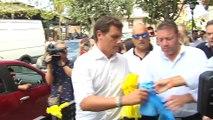 Rivera y Arrimadas se suman a la retirada de lazos amarillos