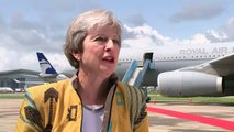 PM May on Nigeria trade, fishing clashes and anti-Semitism