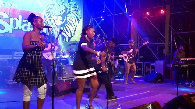 ALPHEUS & The Mighty Megatons live @ Lion Stage 2018