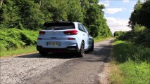 Hyundai i30N Performance Pack - Test acceleration & sound