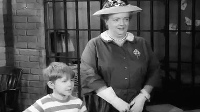 The Andy Griffith Show S01E21 Andy and the Gentleman Crook