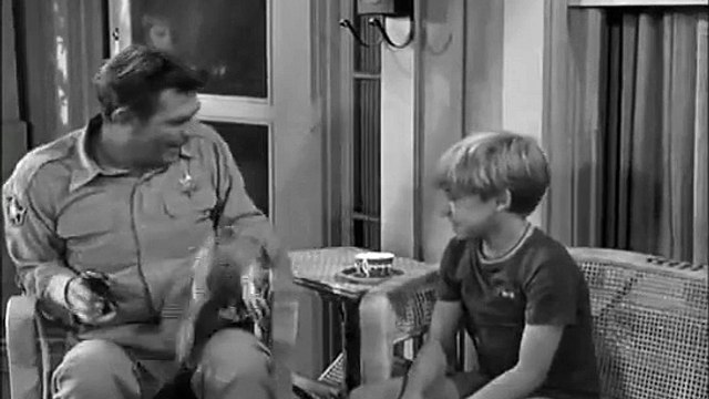 The Andy Griffith Show S04E14 Andy and Opies Pal