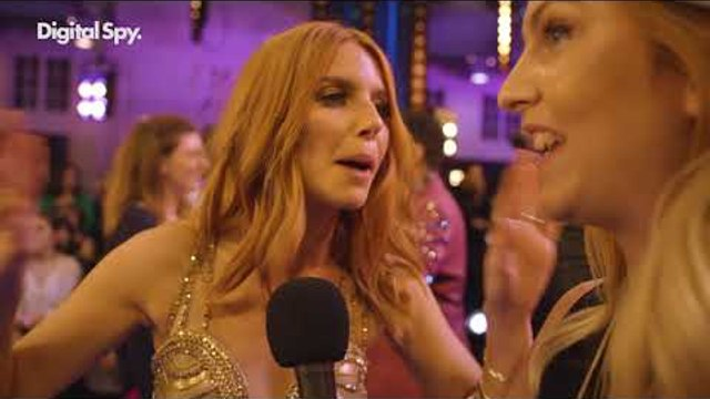 Strictly Come Dancing 2018: Stacey Dooley Interview