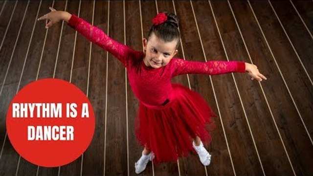 Deaf girl teaches herself to be a ballroom dancer by watching Strictly Come Dancing