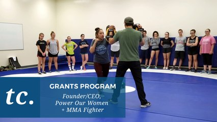 Indigenous MMA Fighter Teaches POW (Power Our Women), Self-defense for Women of all Ages.