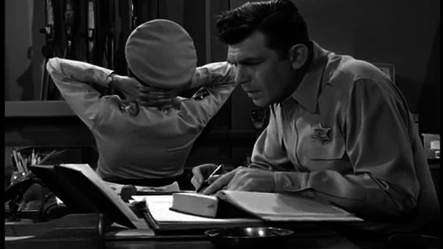The Andy Griffith Show S03E29 A Wife for Andy