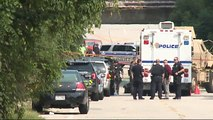 Police Shoot Armed Robbery Suspect During Standoff in Wisconsin