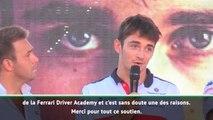 GP d'Italie - Leclerc : ''Comme à la maison à Monza''
