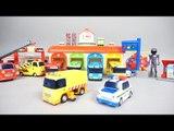 꼬마버스 타요 러비 패트 뽀로로 로보카폴리 파워레인저 다이노포스 또봇 장난감 중앙차고지 놀이 Tayo the Little Bus Toys ТАЙО Игрушки