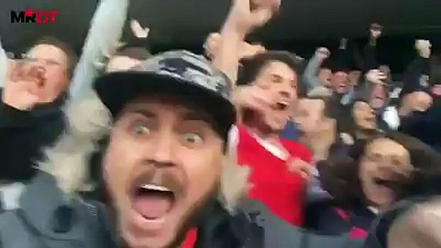 Arsenal fans when they realise that the Premier League is back this weekend but then remember that their first two games are against Man City and Chelsea.