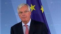 Brexit : la main tendue de Bruxelles
