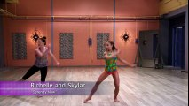 "Richelle & Skylar ""Serenity Now"" Duet, S 3 E 24 | The Next Step | Universal Kids"