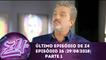 Último episódio da série Z4 - Episódio 26 - Parte 1 (29/08/2018) | SBT (SD)