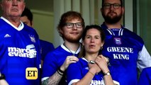 Ed Sheeran Coyly Addresses If He's Already Married to Cherry Seaborn (Exclusive)