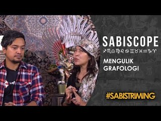 #SabiScope: Mengulik Grafologi [Bagian 1]