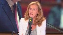 """Actes Sud : """"Françoise Nyssen n'est pas mise en examen, elle a démontré ses qualités en tant que ministre et donc je ne vois pas pourquoi elle ne pourrait pas continuer à être ministre"""" affirme Nicole Belloubet"""