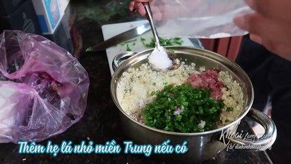 CÁCH LÀM RAM BẮP |Nấu thử đặc sản Quảng Ngãi