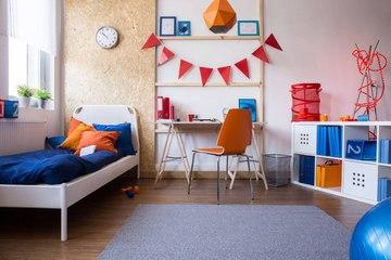 3 conseils pour organiser une chambre d'enfant