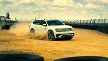 VÍDEO: Así se las gasta el Volkswagen Atlas R-Line en un circuito de Rally