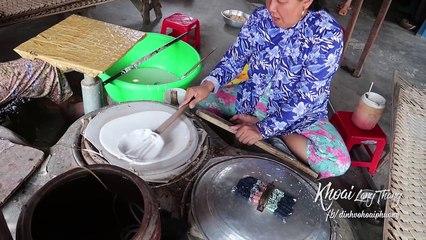 Khoai Lang Thang về quê ăn Tết |Du lịch Làng Hoa Cái Mơn Bến Tre