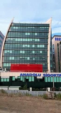 Anadolu Sigorta Genel Müdürlüğü - Motorlu Otomatik Bayrak Sistemi