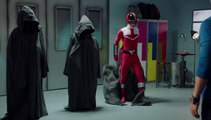 Power Rangers Super Ninja Steel E10 Dimensions in Danger