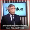 Philippe Besson nommé consul général à Los Angeles : Olivier Dussopt n'y voit aucune récompense