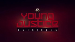 Young Justice Outsiders Extrait 1 VO