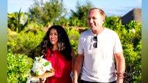 Salma Hayek, sorprendida para renovar sus votos matrimoniales