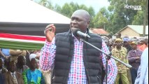 Deputy President William Ruto's VIsit To Endebess