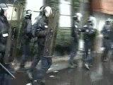 Manifestation contre le CPE à Lille