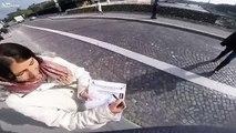 Paris  il éloigne deux femmes pickpockets dun touriste