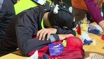 UTMB : 2 jours d'une course contre le sommeil
