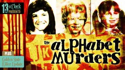 13 O'Clock Episode 97: The Alphabet Murders - Part 1