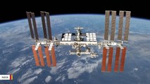 NASA Announces A Small Leak Has Been Detected On International Space Station